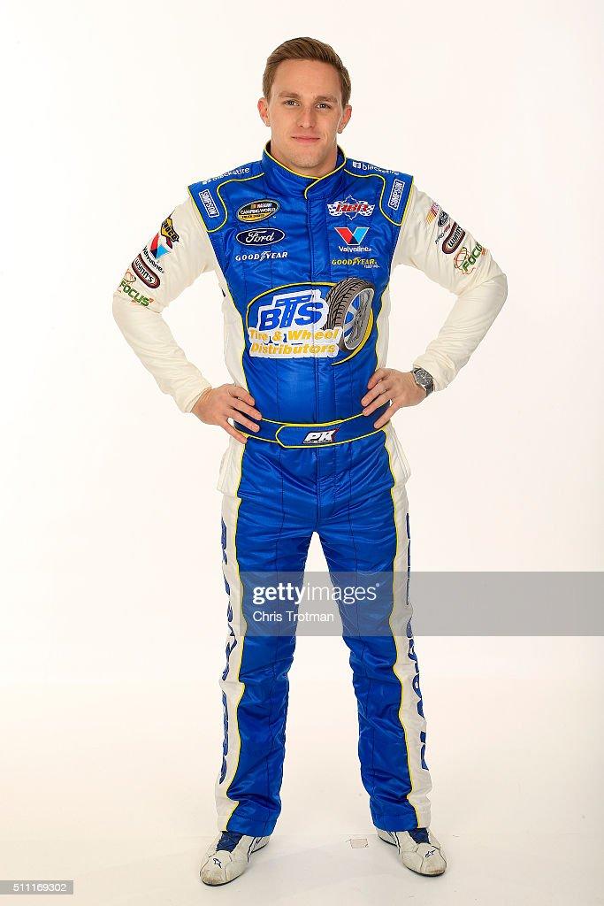 2016 NASCAR - Portraits