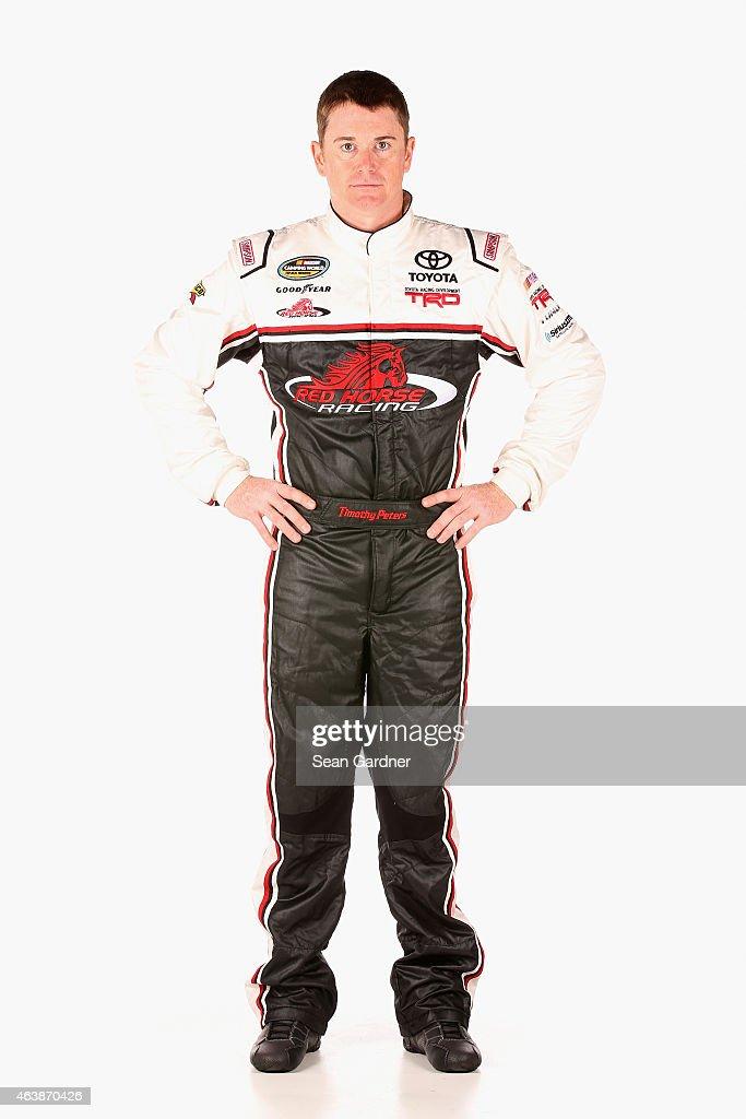 2015 NASCAR Camping World Series Portraits