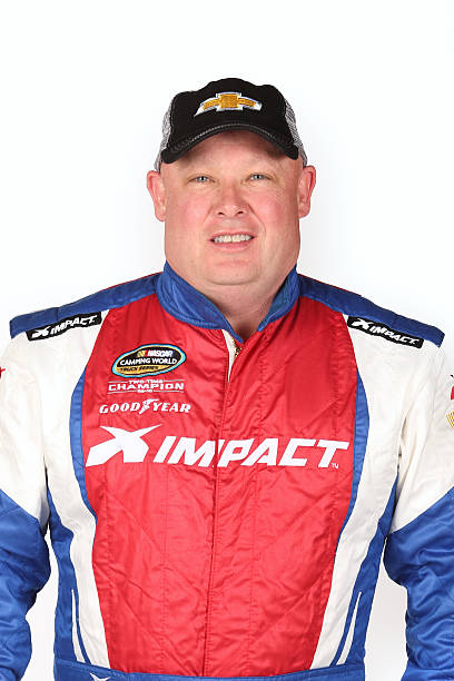 Nascar aug 14 camping world truck series too tough to for Ford motor company driver education series