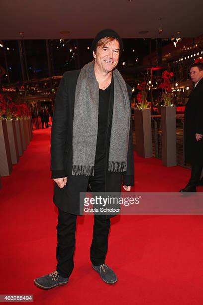 Campino attends 'The American Friend' premiere during the 65th Berlinale International Film Festival at Berlinale Palace on February 12 2015 in...