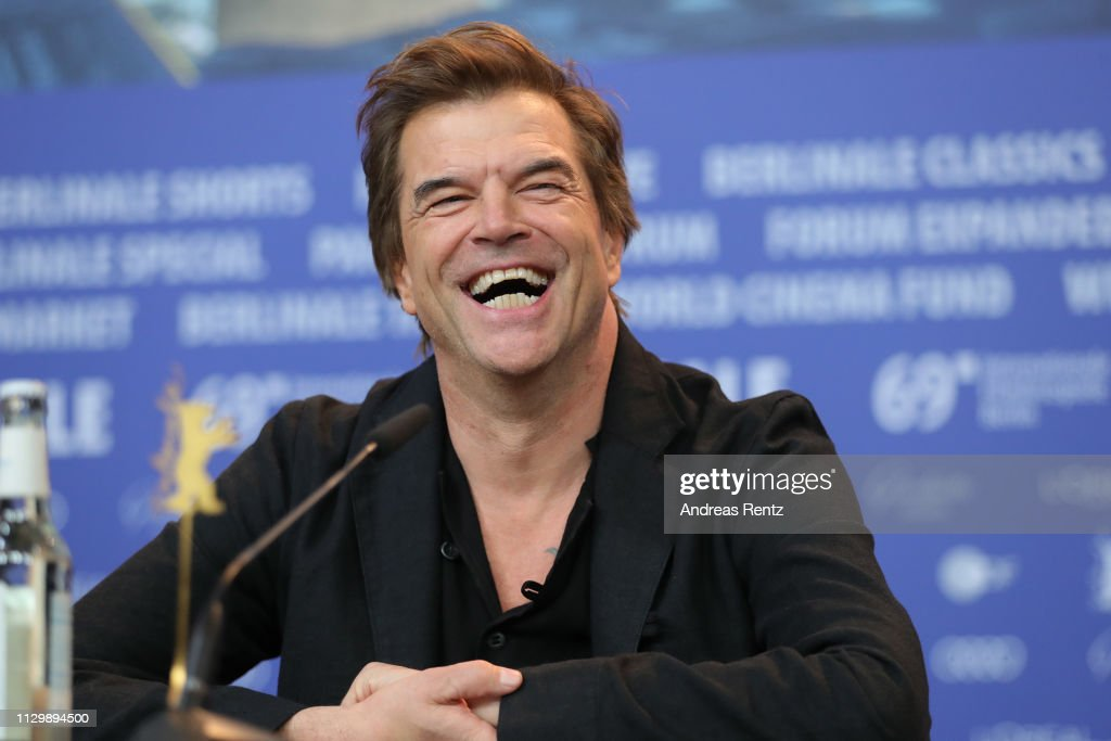 "DEU: ""You Only Live Once - Die Toten Hosen On Tour"" Press Conference - 69th Berlinale International Film Festival"