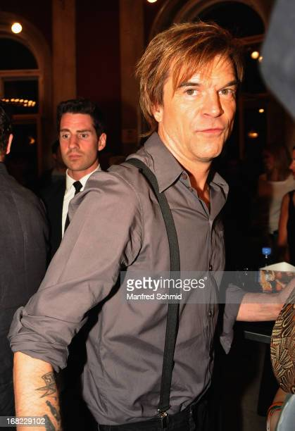 Campino of Die Toten Hosen attends the Amadeus Austrian Music Award at Volkstheater on May 1 2013 in Vienna Austria