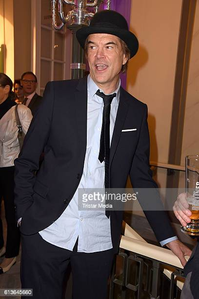 Campino singer of the band 'Die Toten Hosen' attends the Klassik Echo 2016 on October 9 2016 in Berlin Germany