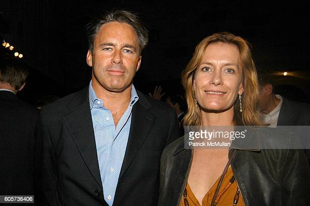 Campion Platt and Karen Ross attend AFRICAN RAINFOREST CONSERVANCY Honors Lewis Lapham at the 15th Annual Gala at Gotham Hall on April 17 2006 in New...