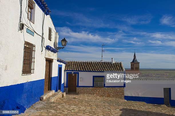 Campo de Criptana Route of Don Qiuijote Ciudad Real province CastillaLa Mancha Spain
