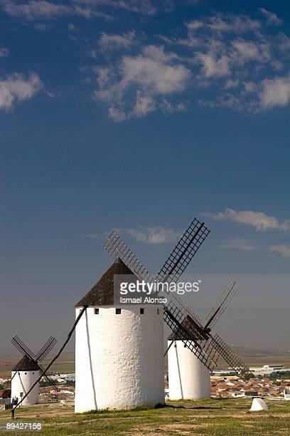 Campo de Criptana Windmills