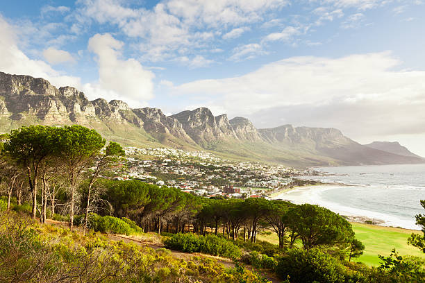 Camps Bay Cape Town Suburb South Africa