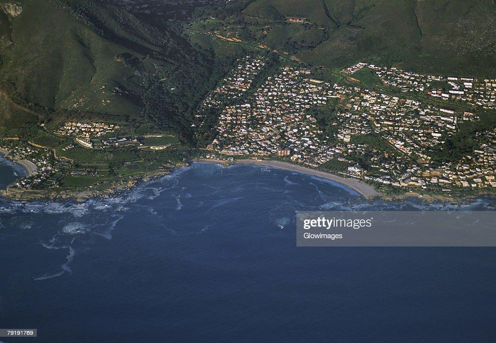 Camps Bay, Capetown, South Africa : Foto de stock