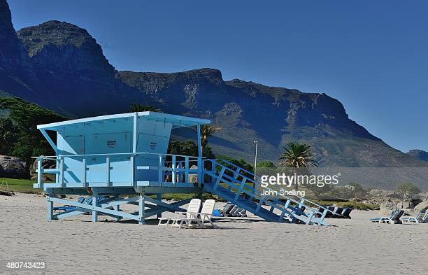 Camps Bay Lifguard