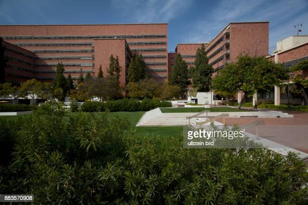 UCLA campus Geffen School of Medicine