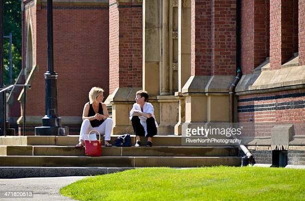 campus life, harvard university - ivy league university stock pictures, royalty-free photos & images