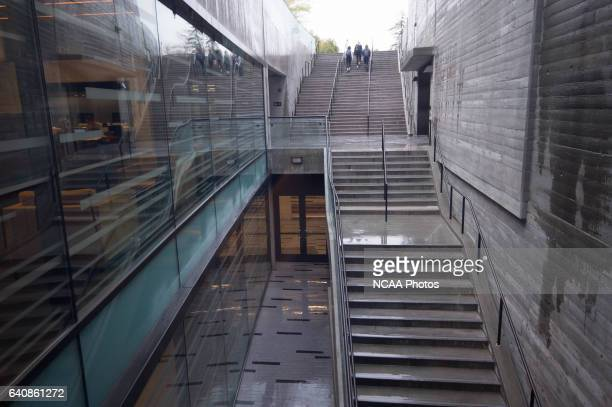 Campus Life photographs at the University of California in Berkeley CA for NCAA Photos via Getty Images Champion Magazine Jamie Schwaberow/NCAA...