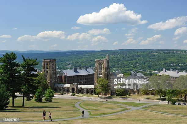 Campus of Cornell University