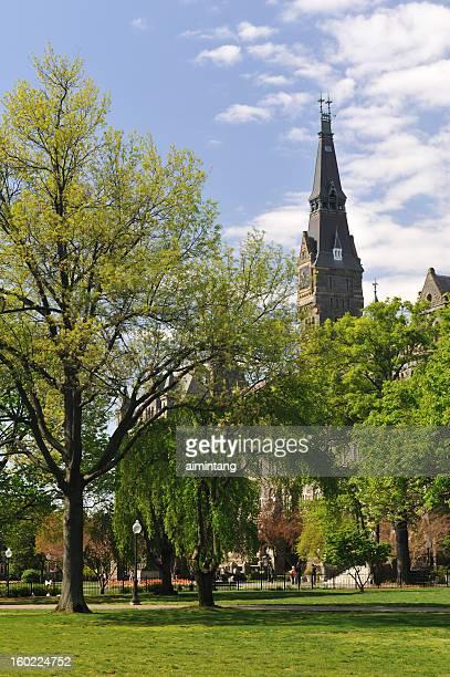 Campus of Georgetown University