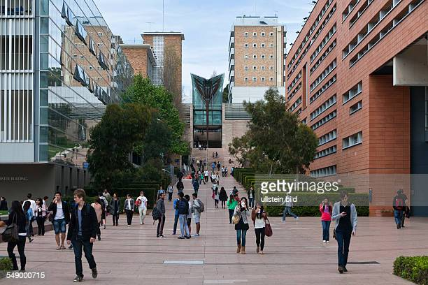 Campus of the University of New South Wales .