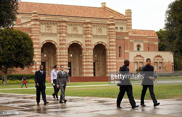 UCLA campus on May 14 2015 as California students at the University of California are getting a twoyear reprieve from threatened tuition increases as...
