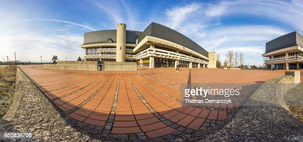 campus - 360 degree view stock pictures, royalty-free photos & images