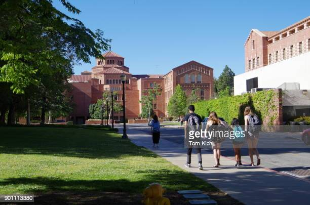 "Campus ""University of California, Los Angeles"""