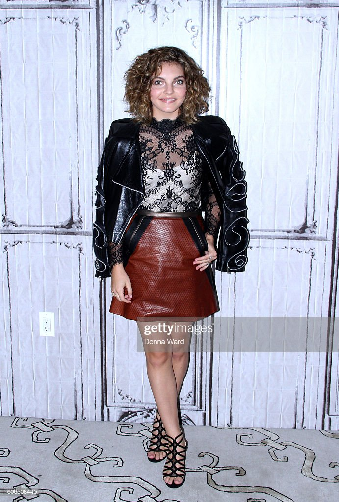 """The BUILD Series Presents Camren Bicondova Discussing Her Role On """"Gotham"""""""