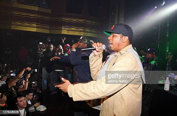 Cam'ron and Vado perform at Girls Night Out at Webster Hall on March 31 2011 in New York City