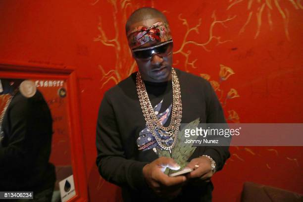 Cam'ron attends Cam'ron In Concert New York City at Knitting Factory on July 11 2017 in New York City
