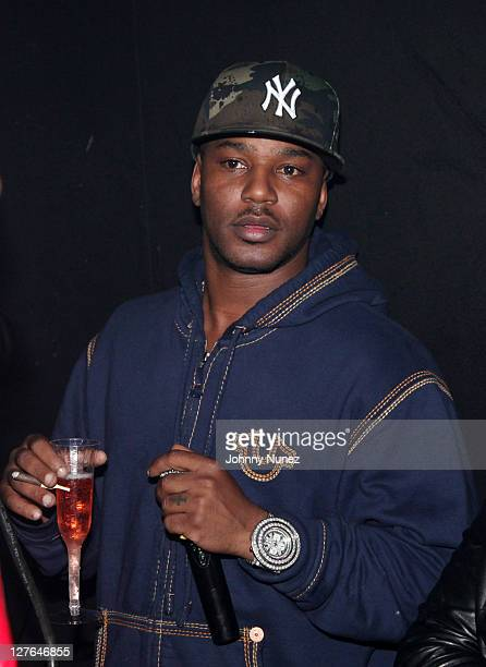 Cam'ron attends Girls Night Out at Webster Hall on March 31 2011 in New York City