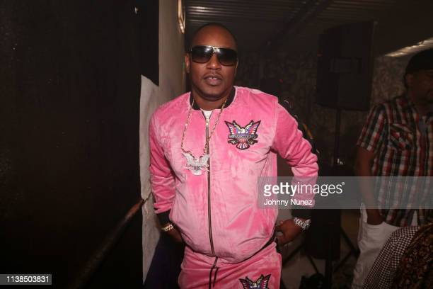 Cam'ron attends The Players Club on April 20, 2019 in New York City.