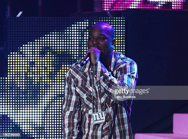 Cam'ron performs at Pepsi Presents Nicki Minaj's Pink Friday Tour at Roseland on August 14 2012 in New York City