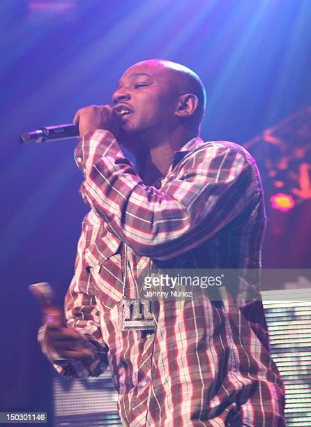 Cam'ron performs at Roseland Ballroom on August 14 2012 in New York City