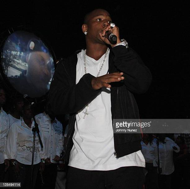 Cam'ron performs during The Dipset Reunion at Hammerstein Ballroom on November 26 2010 in New York City