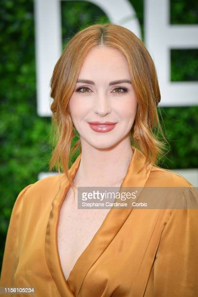 """Camryn Grimes from the serie """"The Young and The Restless"""" attends the 59th Monte Carlo TV Festival : Day Two on June 15, 2019 in Monte-Carlo, Monaco."""