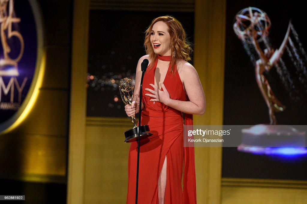45th Annual Daytime Emmy Awards - Show : News Photo