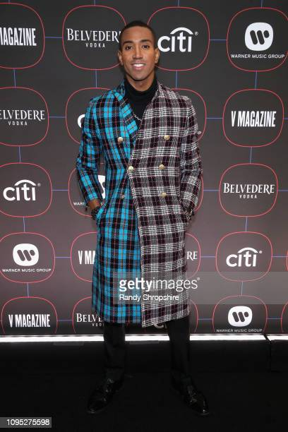 Camryn Howard attends the Warner Music PreGrammy Party at the NoMad Hotel on February 7 2019 in Los Angeles California