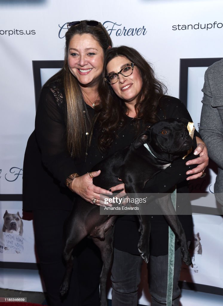 Kaley Cuoco Hosts 9th Annual Stand Up For Pits : News Photo
