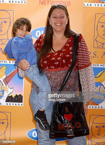 "Camryn Manheim and son Milo during ""Express Yourself"" 7th Annual P.S. ARTS Charity Event - Arrivals at Venice Beach in Venice, California, United..."