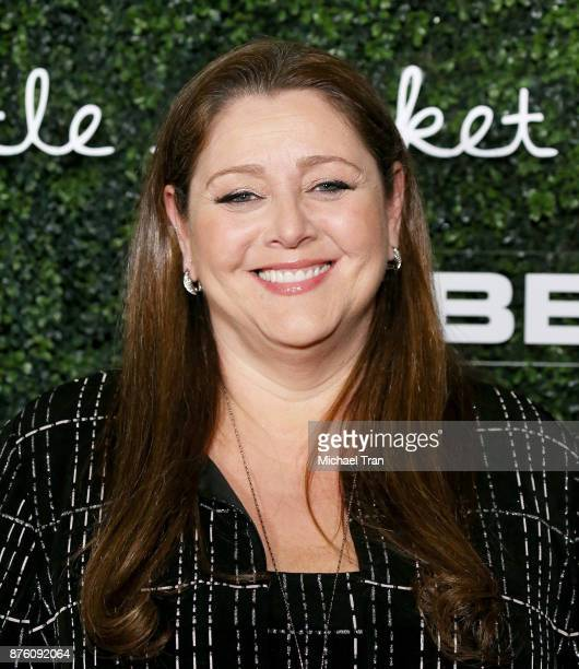 Camryn Manheim arrives to the 2017 GO Campaign Gala held at NeueHouse Los Angeles on November 18 2017 in Hollywood California