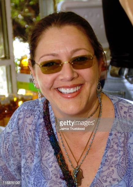 Camryn Manheim at Robert Marc Eyewear during The Cabana Oscars Beauty Buffet with Allure Magazine - Day 2 at Chateau Marmont in West Hollywood,...