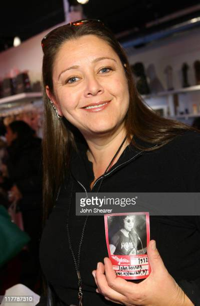 Camryn Manheim at Worn Free during 2007 Park City - Village at the Lift - Day 2 at Village at the Lift in Park City, Utah, United States.