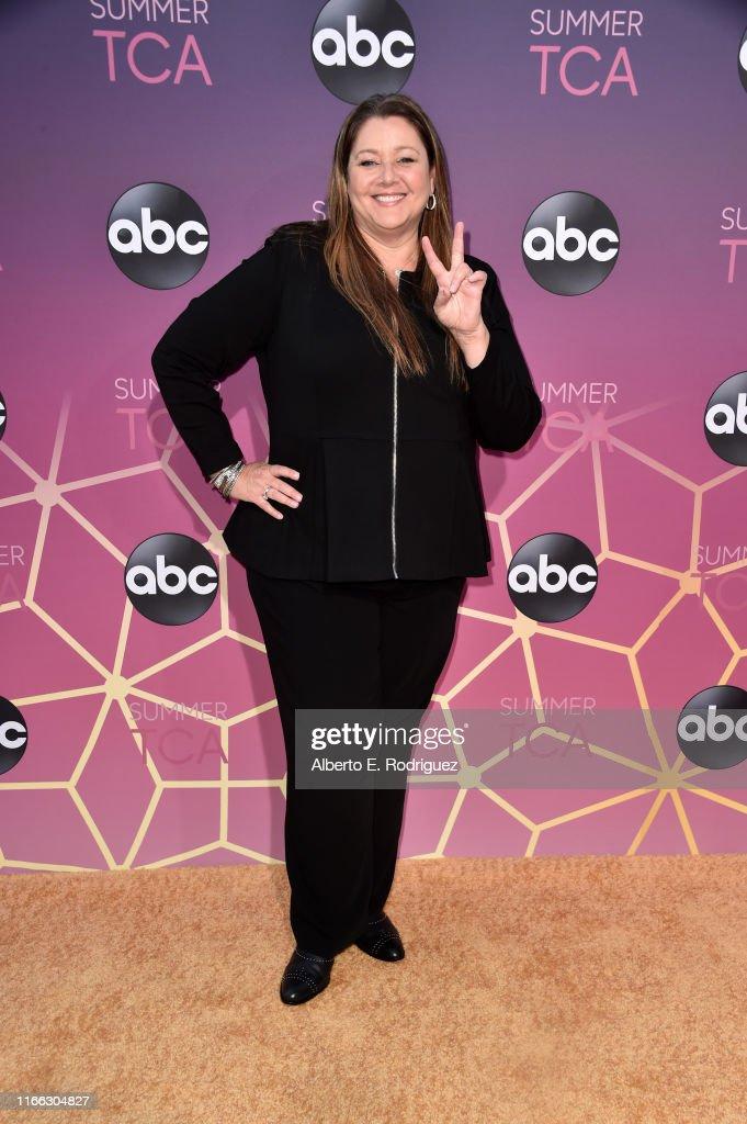 ABC's TCA Summer Press Tour Carpet Event - Arrivals : News Photo