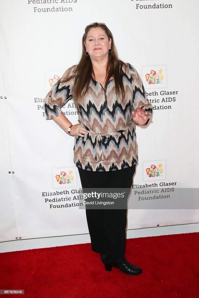 Camryn Manheim attends the Elizabeth Glaser Pediatric AIDS Foundation's 28th Annual 'A Time For Heroes' Family Festival at Smashbox Studios on October 29, 2017 in Culver City, California.