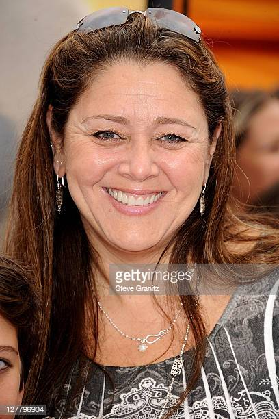 Camryn Manheim Attends The Los Angeles Premiere Of Kung Fu Panda 2 At Graumans