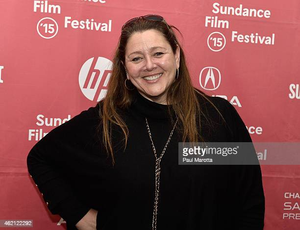 Camryn Manheim attends the premiere of 'Cop Car' during the 2015 Sundance Film Festival on January 24 2015 in Park City Utah