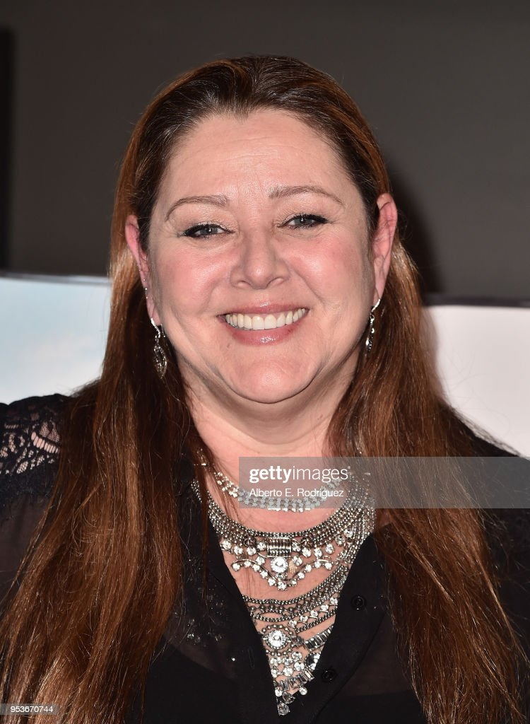 Camryn Manheim attends the premiere of Sony Pictures Classics' 'The Seagull' at The Writers Guild Theater on May 1, 2018 in Beverly Hills, California.
