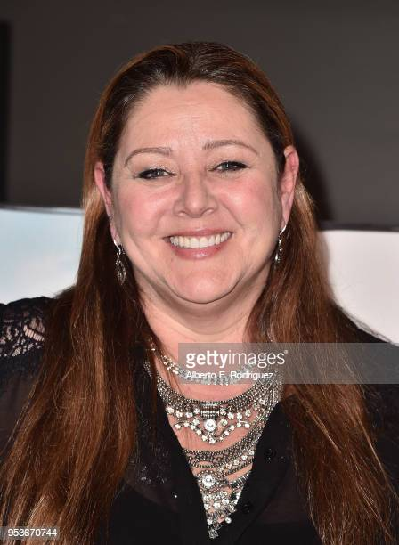 """Camryn Manheim attends the premiere of Sony Pictures Classics' """"The Seagull"""" at The Writers Guild Theater on May 1, 2018 in Beverly Hills, California."""