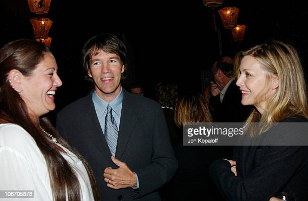 Camryn Manheim David E Kelley and Michelle Pfeiffer