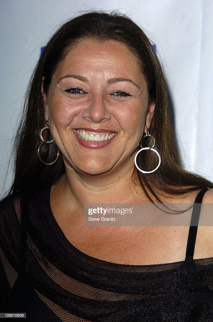 Camryn Manheim during 11th Annual Angel Awards - Arrivals at Project Angel Food in Los Angeles, California, United States.