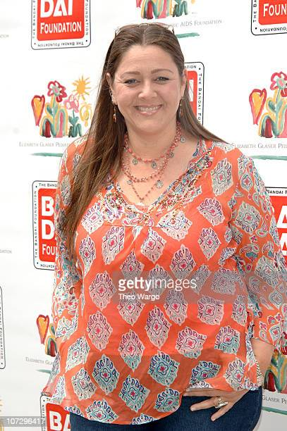 Camryn Manheim during 12th Annual Kids for Kids Celebrity Carnival to Benefit the Elizabeth Glaser Pediatric AIDS Foundation - Arrivals at Industria...
