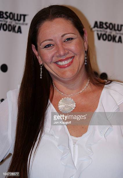 Camryn Manheim during 14th Annual GLAAD Media Awards Los Angeles at Kodak Theatre in Hollywood, California, United States.