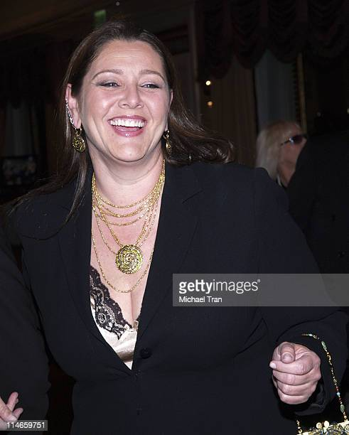 Camryn Manheim during 16th Annual Night of 100 Stars Gala Arrivals at Beverly Hills Hotel in Los Angeles California United States