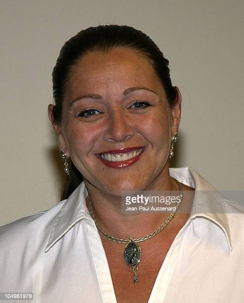 Camryn Manheim during 2003 Women In Film Crystal Lucy Awards Sponsored by Marie Claire Arrivals at Century Plaza Hotel in Century City California...